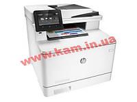 МФУ А4 цв. HP Color LJ Pro M377fdw c Wi-Fi (M5H23A)