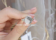 Серебряное кольцо Инь и ян