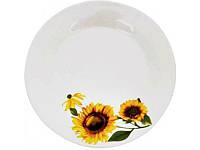 Тарелка 23 см мелкая декор Helfer ТМ Оселя 22663