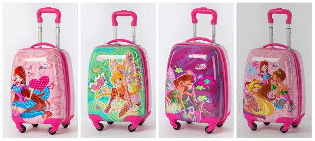 Детские чемоданы - купить в Украине, Харьков , Киеве недорого,