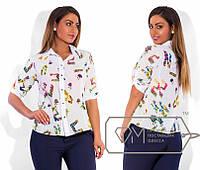 Женскую блузу купить по оптовой цене в Одессе,модель № X4358