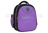 "Рюкзак CFS CF85694, EVA фасад  ""Sweet Life"", фиолетовый"