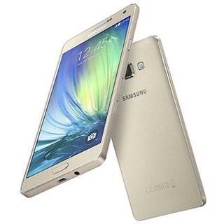 Смартфон Samsung Galaxy A7 (gold)
