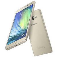 Смартфон Samsung Galaxy A7 (gold), фото 1