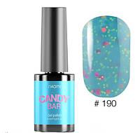 Гель-лак Naomi Candy Bar 6 мл №190