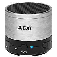 Аудиосистема Bluetooth AEG BSS 4826 серебристая