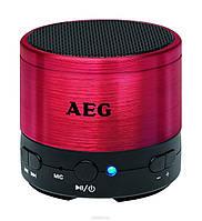 Аудиосистема Bluetooth AEG BSS 4826 красная