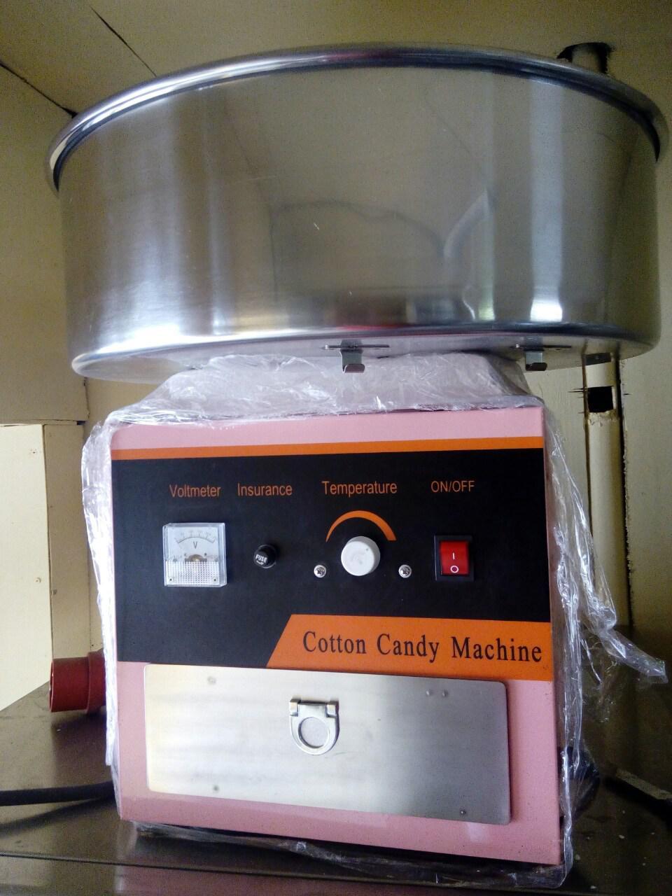 Аппарат для приготовления сахарной ваты EWT INOX SWC-520
