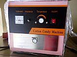 Аппарат для приготовления сахарной ваты EWT INOX SWC-520, фото 3