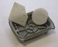 Комплект фильтров для пылесоса Clatronic BS 1229