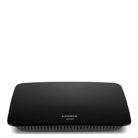 LINKSYS SE2800-EU 8-Port Gigabit Ethernet Switch, фото 2