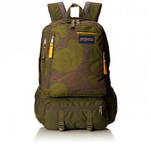 Рюкзак JanSport Envoy Backpack Green Machine Topo Camo