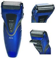 Электробритва мужская AEG HR 5627 синяя