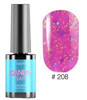 Гель-лак Naomi Candy Bar 6 мл №208