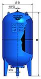 Гидроаккумулятор ZILMET ULTRA–PRO 1000 V, фото 4