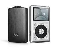 MP3 Плеер FiiO X1 серебряный