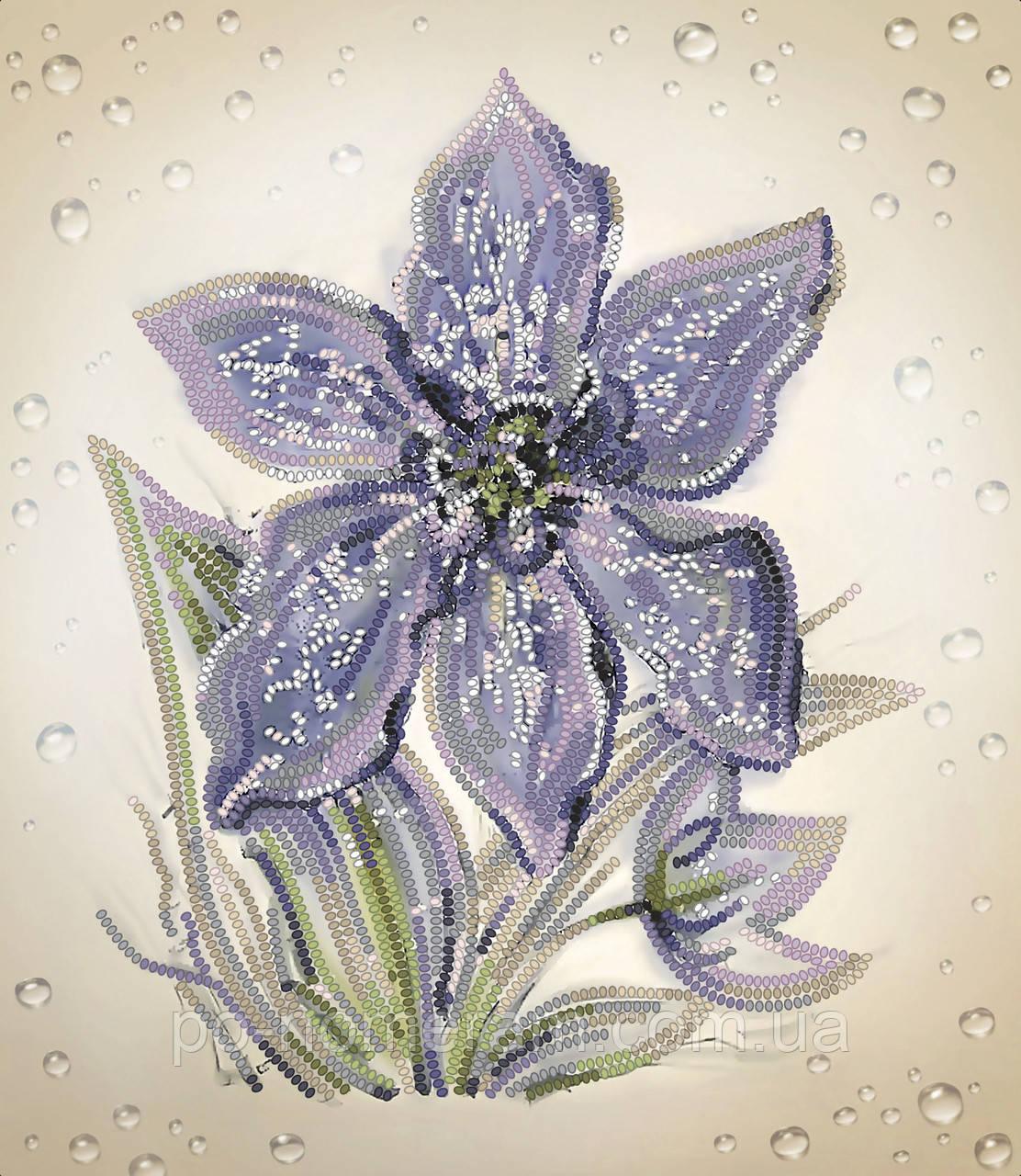 Вышивка бисером Идейка Утренняя роса (ВБ1008) 20 x 23 см