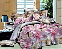 Полуторный комплект постельного белья Амелия