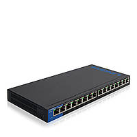 LINKSYS LGS116-eu SWITCH, GIGABIT, UNMANAGED, 16-PORT