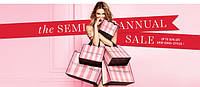 Стартовала полугодовая распродажа на бельё и купальники Victorias Secret