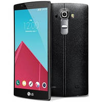 Смартфон LG H818 G4 Dual (Genuine Leather Black)