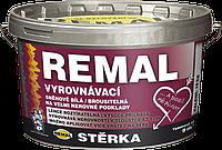 Выравнивающая и декоративная сухая строительная смесь REMAL  V5010