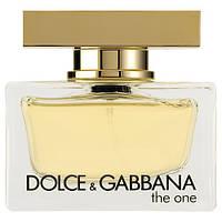 Dolce&Gabbana The One женская парфюмированная вода
