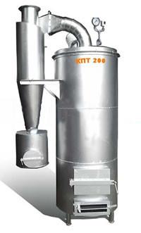 Парогенератор твердотопливный КПТ-1000