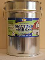 Мастика битумно-каучуковая, 25 кг