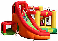 Детский надувной Игровой центр 11в1 с горкой, батутом и прочим