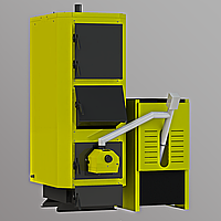 Котел твердотопливный Kronas Pellets 17 кВт, фото 1