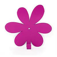 Вешалка Цветок Фиолетовый
