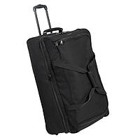 Сумка дорожная Members Expandable Wheelbag Extra Large 115/137 Black