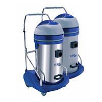 Мощный пылесос на тележке для сухой и влажной уборки Elsea VERSO WI330