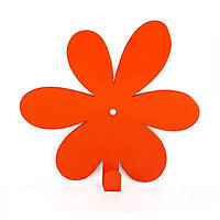 Вешалка Цветок Оранжевый