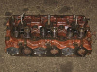 Головка блока цилиндров ЯМЗ-240 в сборе 240-1003013-Д