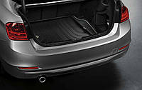Коврик багажного отделения Modern Line для BMW 4 (F32, F82), 3 (F30/F80) c серой окантовкой