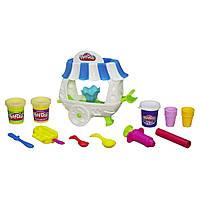 Пластилин Игровой Набор Фургончик мороженого Play-Doh Sweet Shoppe Ice Cream Sundae Cart Playset