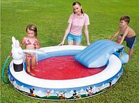 Игровой центр-бассейн BestWay 91014 Дисней.