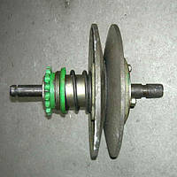 Шкив вариатора верхний 3518050-12030А Дон-1500
