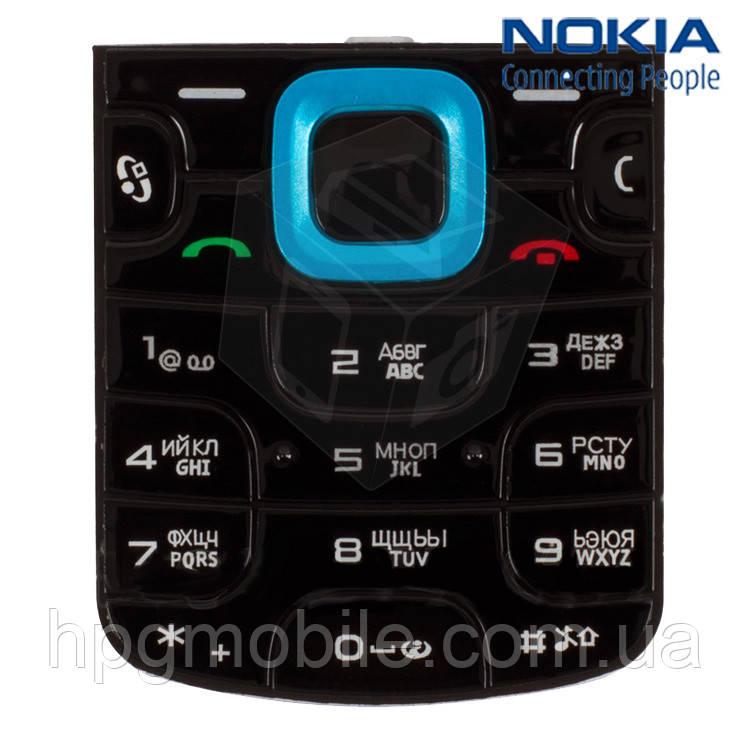 Клавиатура для Nokia 5320, синяя, AAA