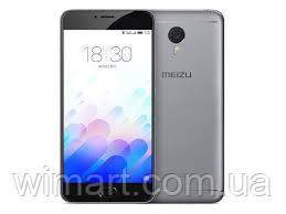 Meizu M3 Note 16Gb Grey. Украинская версия. M681H