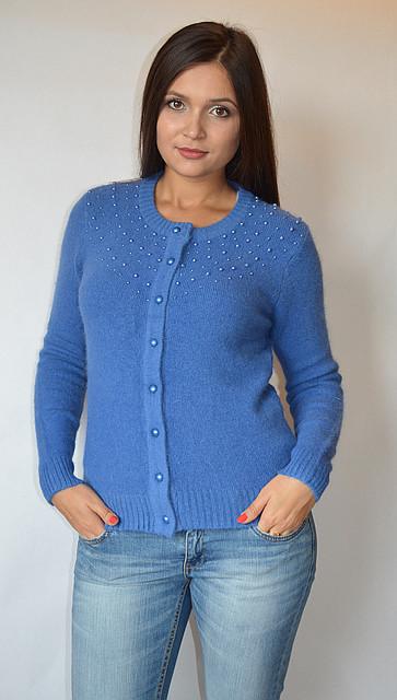 Женские трикотажные свитера, кофты, туники