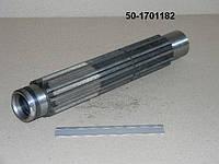 Вал промежуточный 50-1701182 КПП трактора МТЗ