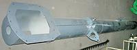 Кожух выгрузного шнека Дон-1500Б РСМ-10Б.01.55.020А