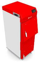 Стальной  котел на твердом топливе длительного горения Heiztechnik (Хейцтехник) HT Plus 25