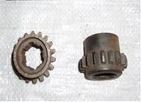 Муфта привода НШ-32 + втулка муфты Дон-1500 (31А-2611 и 31А-2612)