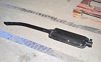 Глушитель МТЗ-80 длинный (L=1370 мм) (пр-во ЮТАС)