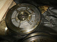 Маховик 245-1005115-Б  МТЗ-892,1025 (под ст.) ММЗ (под 2-х диск.)
