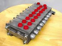 Гидрораспределитель РХ-346 (Болгарский) секционный наборной